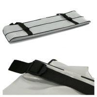 Две накладки на сидения лодки+сумка-рундук